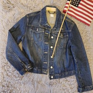 Gap Women's Denim Jacket Size Small